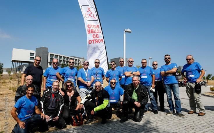 Το Παγκόσμιο Moto Tour των εθνών στην Ήπειρο