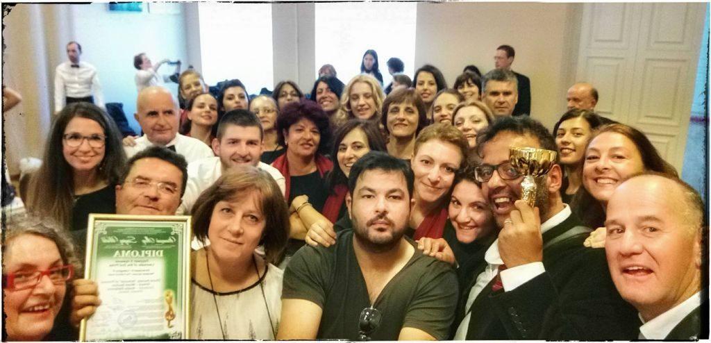 Πρέβεζα: Σπουδαίες διακρίσεις για την χορωδία «Αρμονία» στην Αγία Πετρούπολη
