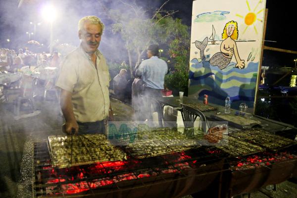 Πρέβεζα: Την Κυριακή 27 Αυγούστου πραγματοποιείται η γιορτή της Σαρδέλας στην Πρέβεζα