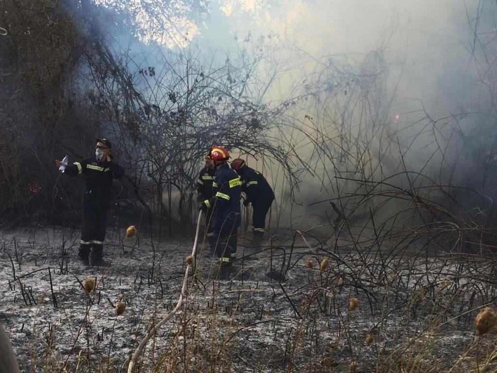 Πρέβεζα: Σημαντική η συμβολή της Λ.Ε.Κ στην κατάσβεση πυρκαγιών