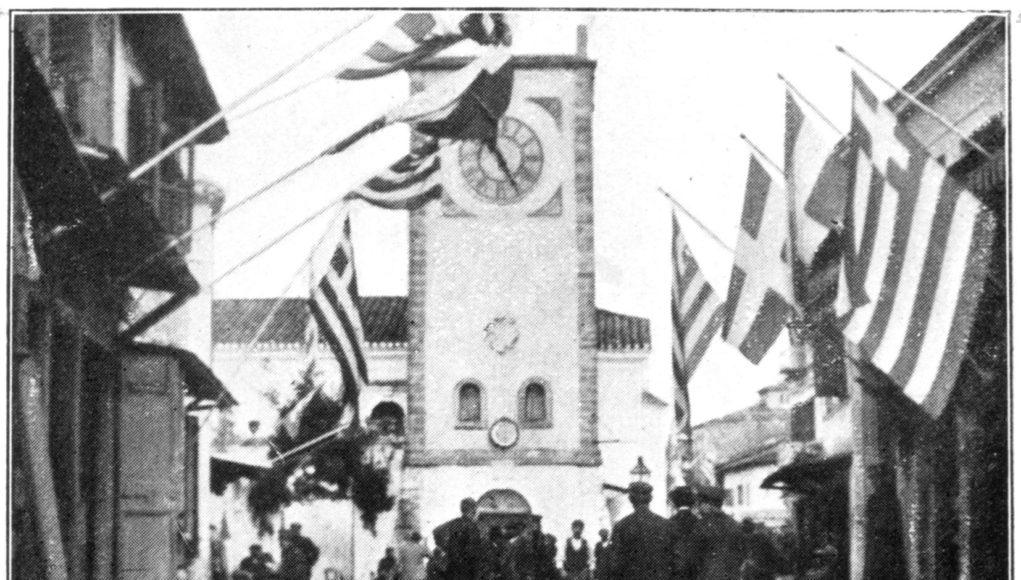 Πρέβεζα: ΣΑΝ ΣΗΜΕΡΑ - Στις 21 Οκτωβρίου 1912 απελευθερώθηκε η Πρέβεζα