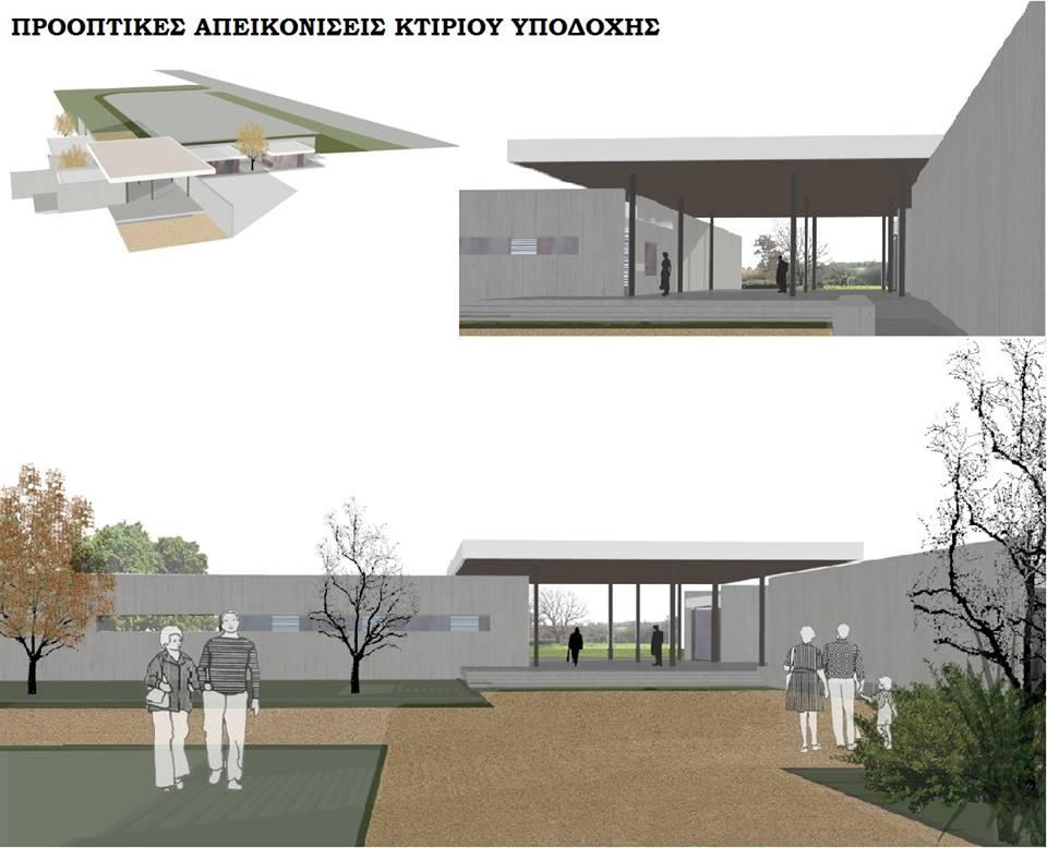 Πρέβεζα: Έτσι θα είναι το κτίριο υποδοχής του Αρχαιολογικού Χώρου της Νικόπολης