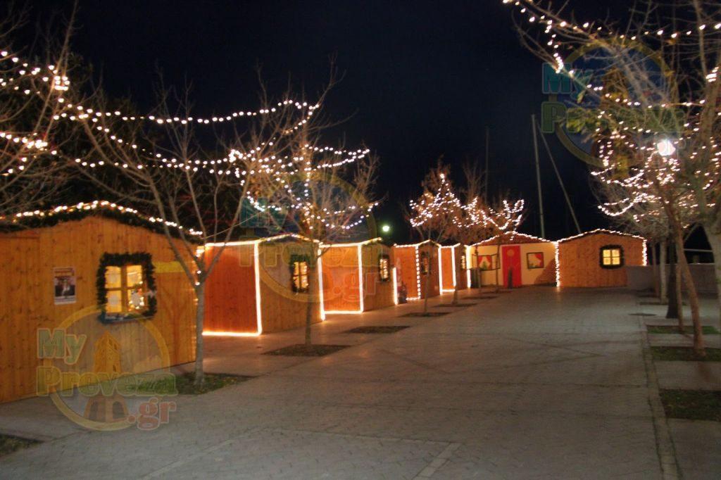 Πρέβεζα: Στις 15 Δεκεμβρίου θα ανοίξει φέτος τις πύλες του το Χριστουγεννιάτικο Χωριό