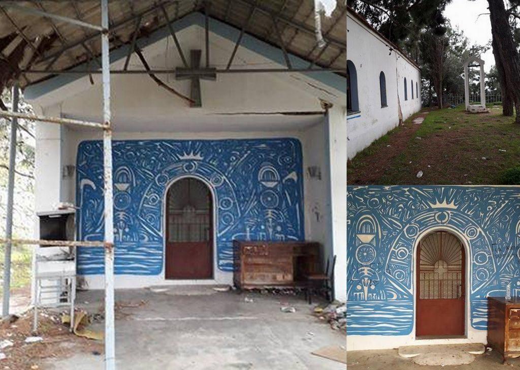 Πρέβεζα: Κλειστό και φέτος το εκκλησάκι του Αγίου Ανδρέα στο Κάστρο