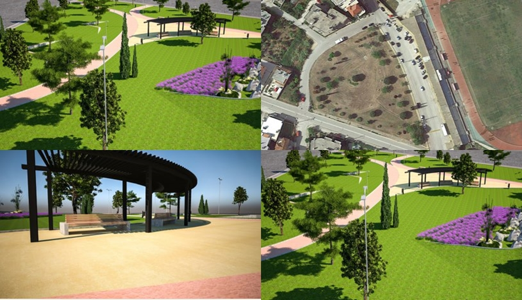 Ένας νέος πνεύμονας πρασίνου για την Πρέβεζα - Ομόφωνα εγκρίθηκε η ανάπλαση του Πάρκου Δημοκρατίας