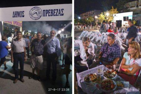 """Αποτέλεσμα εικόνας για Πρέβεζα: Πλήθος κόσμου τίμησε την """"Γιορτή της Σαρδέλας"""" !"""