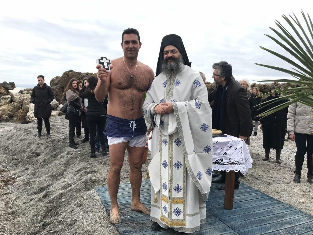 Πρέβεζα: Για ιερό σκοπό ο Αγιασμών των Υδάτων στην Καστροσυκιά Πρέβεζας