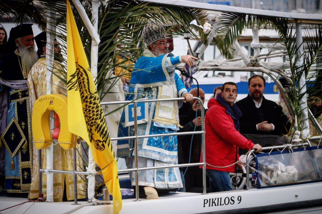 Πρέβεζα: ΑΞΙΟΣ - Για 4η φορά έπιασε το σταυρό ο Κίμωνας Πουρναρόπουλος στην Πρέβεζα