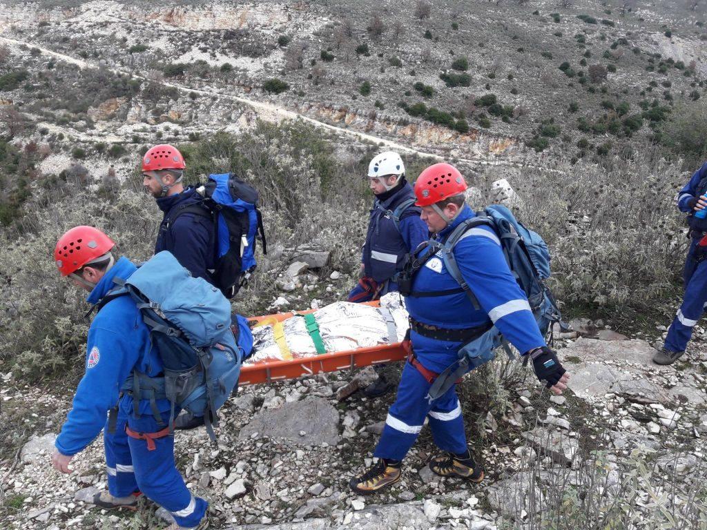 Πρέβεζα: Άσκηση ετοιμότητας Έρευνας και Διάσωσης από την Λέσχη Ελλήνων Καταδρομέων Νομού Πρέβεζας