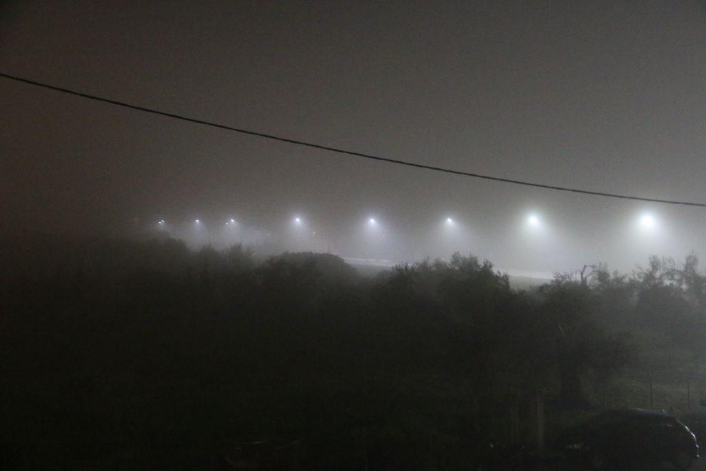 Πρέβεζα: Τοπίο στην ομίχλη η Πρέβεζα – Στα ύψη η υγρασία στην περιοχή