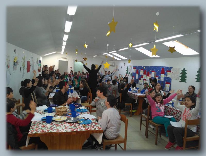 Πρέβεζα: Χριστουγεννιάτικη κατασκήνωση στην Πρέβεζα