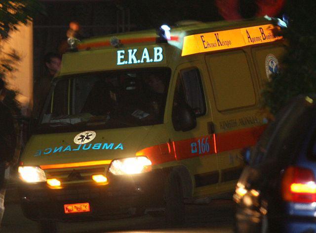 Τροχαίο με τραυματισμό στο Κανάλι Πρέβεζας