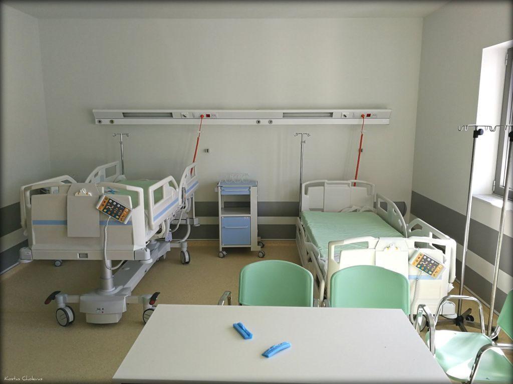 Γιάννενα: Ηλεκτρικές κλίνες αποκτά το Πανεπιστημιακό Νοσοκομείο Ιωαννίνων