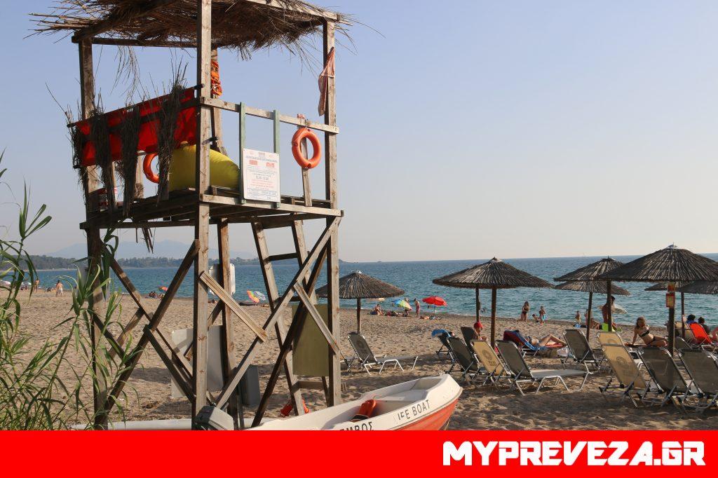 Αυτές είναι οι 12 πολυσύχναστες παραλίες του Νομού Πρέβεζας για το 2019