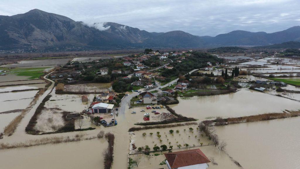 Σε κατάσταση έκτακτης ανάγκης ζητά η Περιφέρεια να κηρυχθεί ο Δήμος Πάργας και άλλοι 8 Δήμοι της Ηπείρου