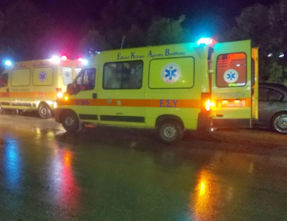 Πρέβεζα: Τραγωδία στην Εθνική Οδό Πρέβεζας – Ηγουμενίτσας – Έχασε τη ζωή του 48χρονος σε τροχαίο
