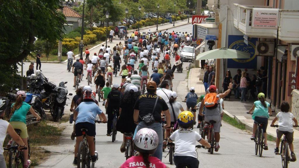 Πρέβεζα: Συμβολική ποδηλατοπορεία με αφετηρία το Λιμάνι της Πρέβεζας