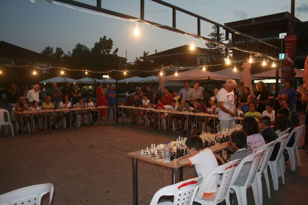 Πρέβεζα: Ενδέκατες Θερινές Σκακιστικές Εκδηλώσεις στην Πρέβεζα