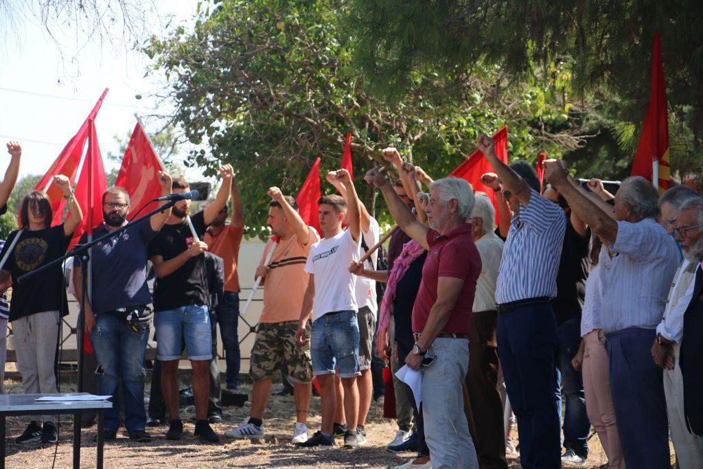 Πρέβεζα : Εκδήλωση τιμής και μνήμης για τους εκτελεσμένους στην Παργινόσκαλα
