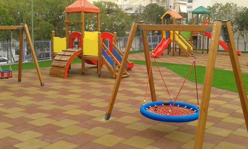 Πρέβεζα: Στην αναβάθμιση των παιδικών χαρών προχωρά ο Δήμος Πρέβεζας