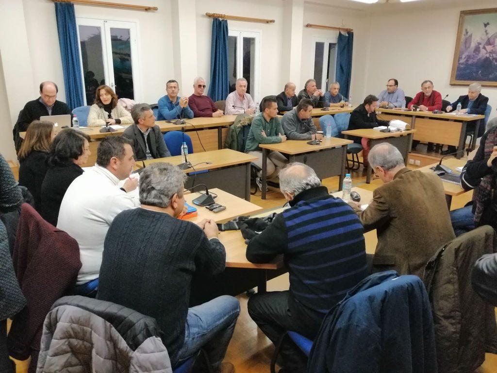 """""""Ρέκβιεμ"""" για την Δημοτική Αρχή το έκτακτο Δημοτικό Συμβούλιο για το Λιμάνι"""
