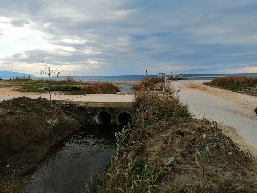 Πρέβεζα: Η Περιφέρεια Ηπείρου λύνει ένα χρόνιο πρόβλημα στο Κανάλι