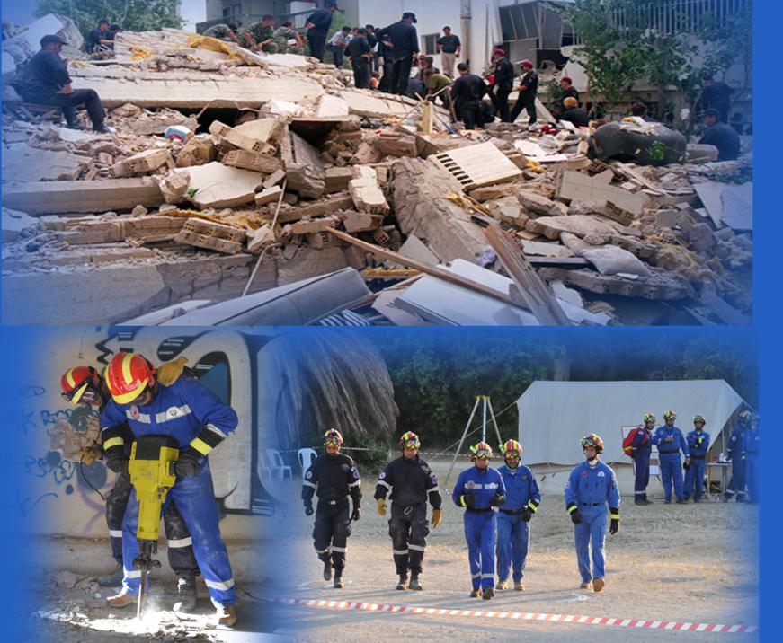 Πρέβεζα: Ημερίδα διαχείρισης μαζικών καταστροφών από τη Λέσχη Ελλήνων Καταδρομέων Ν. Πρέβεζας