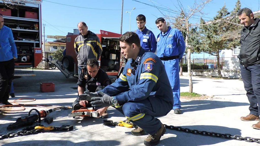 Πρέβεζα: Με επιτυχία η διημερίδα της Λέσχης Ελλήνων Καταδρομών Ν. Πρέβεζας για την διαχείριση Μαζικών Καταστροφών