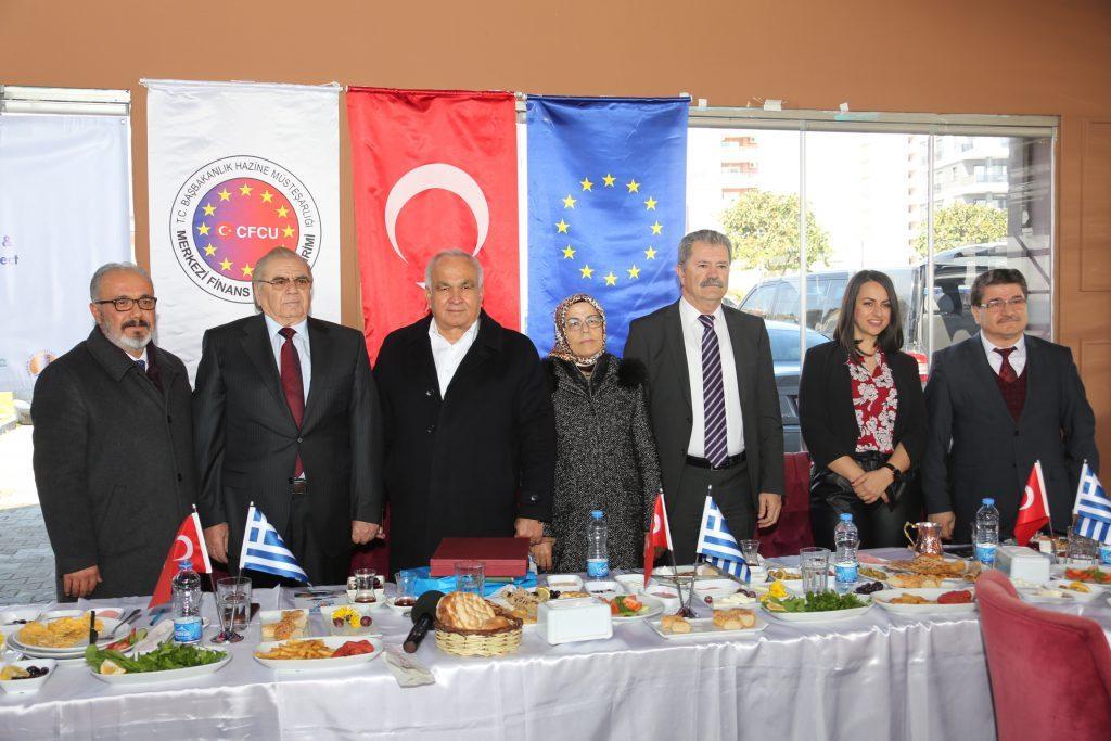 Πρέβεζα: Πραγματοποιήθηκε η επίσκεψη του Δήμαρχου Πάργας στο Δήμο Erdemli της Μερσίνας (Mersin) στην Τουρκία