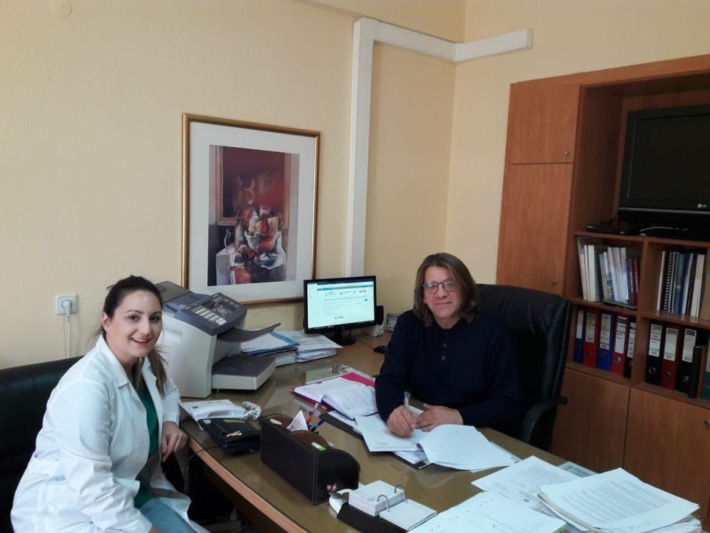 Πρέβεζα: Στο δυναμικό του Νοσοκομείου Πρέβεζας από σήμερα η Κατερίνα Βλαχιώτη