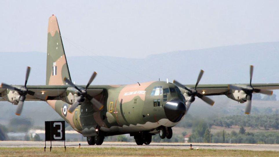 Από την Ιορδανία στα Ιωάννινα με C-130 η 28χρονη πολυτραυματίας από την Πρέβεζα