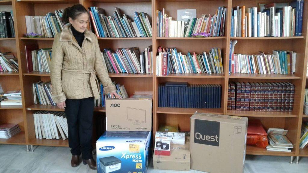 Πρέβεζα: Ηλεκτρονικός εξοπλισμός σε πέντε Δημοτικά Σχολεία της Πρέβεζας