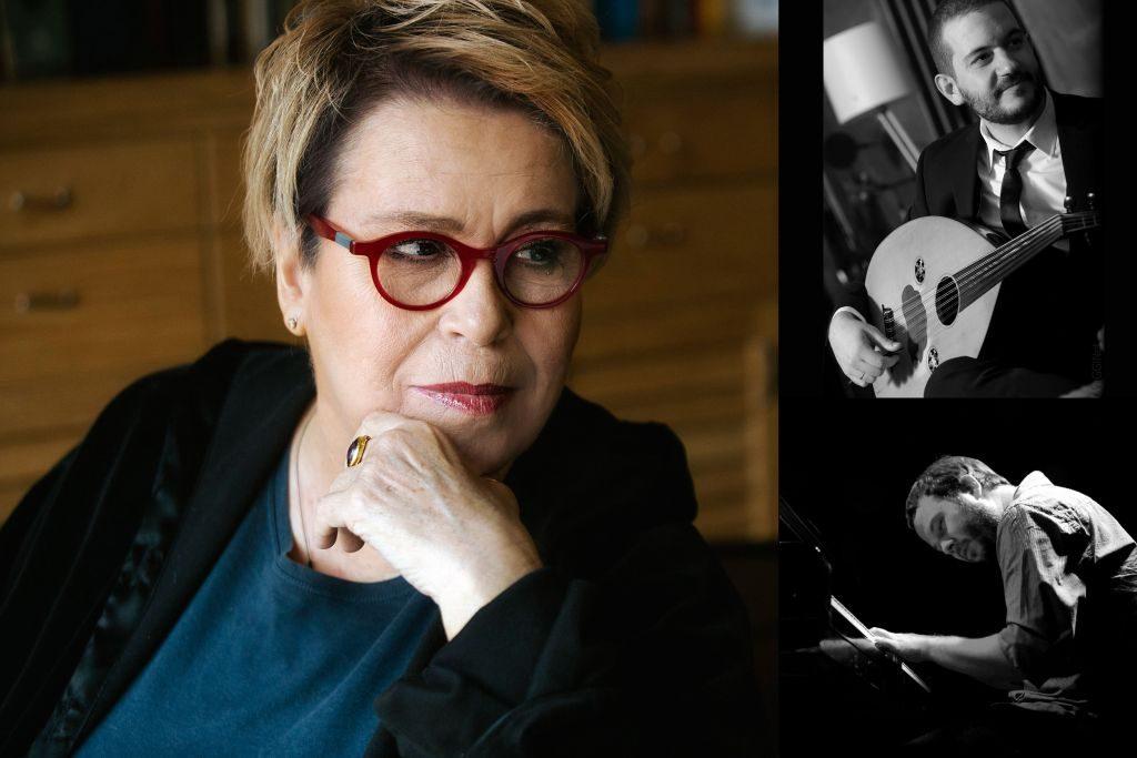 Πρέβεζα: Η Δήμητρα Γαλανή επιστρέφει στην Πρέβεζα – Έρχεται το 17ο Preveza Jazz Festival