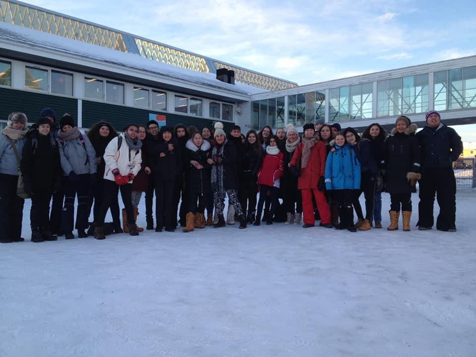 Πρέβεζα: Από την παγωμένη Γροιλανδία στην ανοιξιάτικη Πρέβεζα