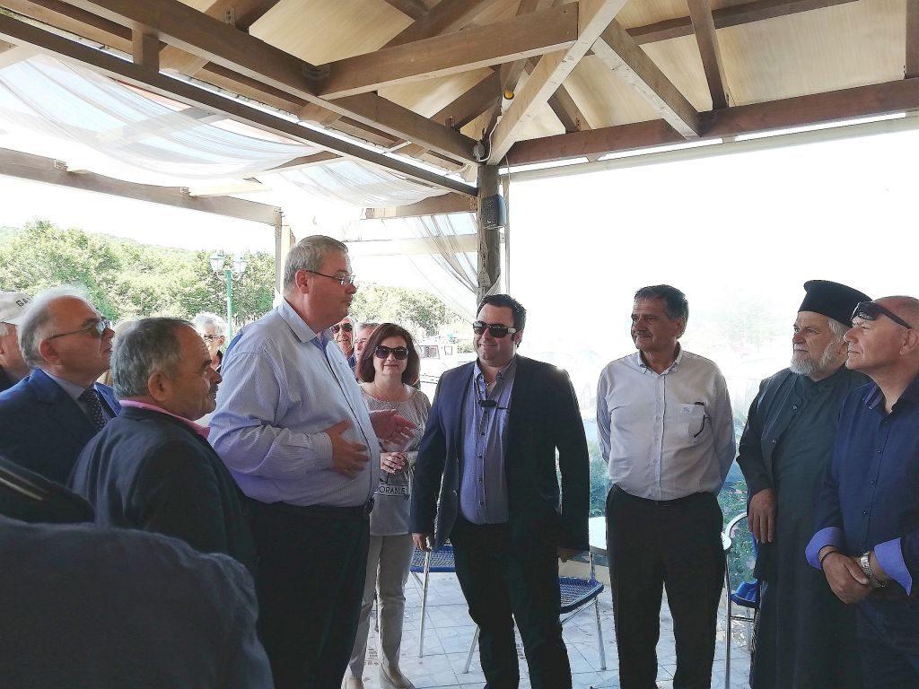 Πρέβεζα: Σημαντικές παρεμβάσεις και έργα από την Περιφέρεια στην περιοχή Αμμουδιάς- Καναλακίου- Βράχου