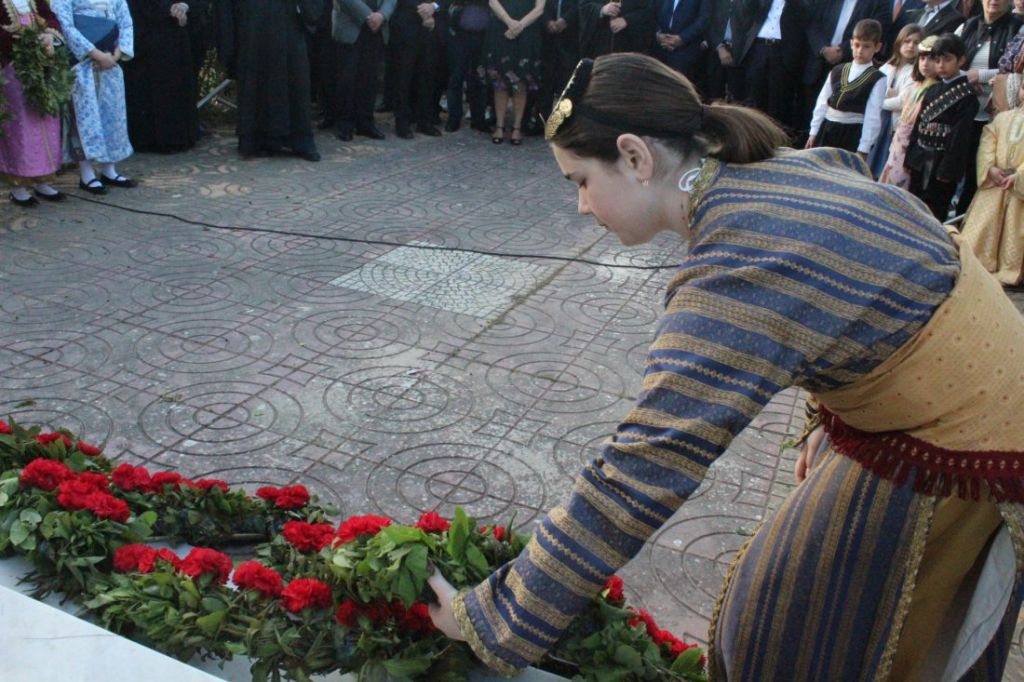 Η Νέα Σαμψούντα ΔΕΝ ΞΕΧΝΑ και τιμά τα 100 χρόνια από την Γενοκτονία των Ελλήνων του Πόντου