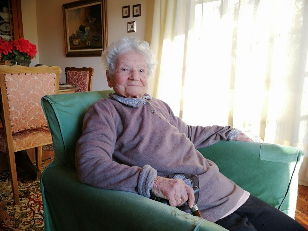 Από την Σινώπη του Πόντου στην Κοκκινιά της Πρέβεζας - Η 97χρονη που δακρύζει ακόμα για την πατρίδα που έχασε