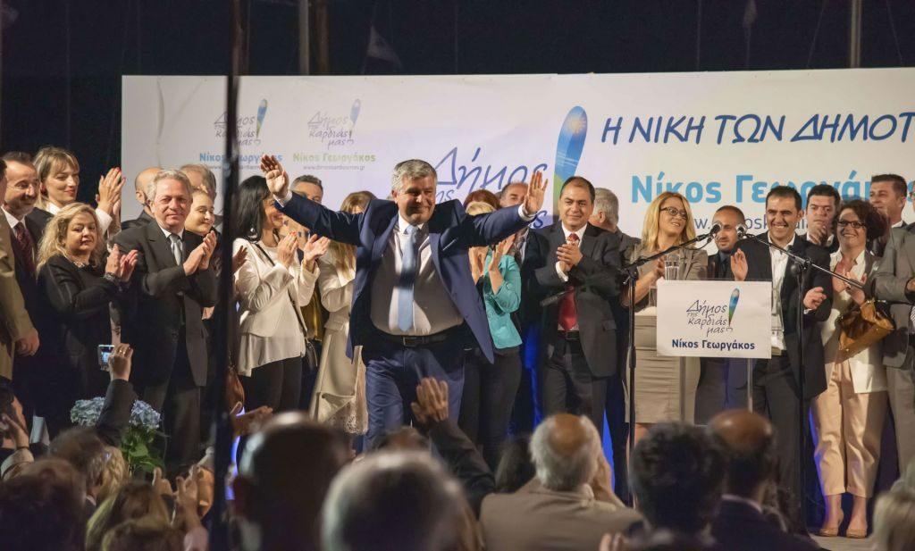 Πρέβεζα: Νέος Δήμαρχος Πρέβεζας ο Νίκος Γεωργάκος