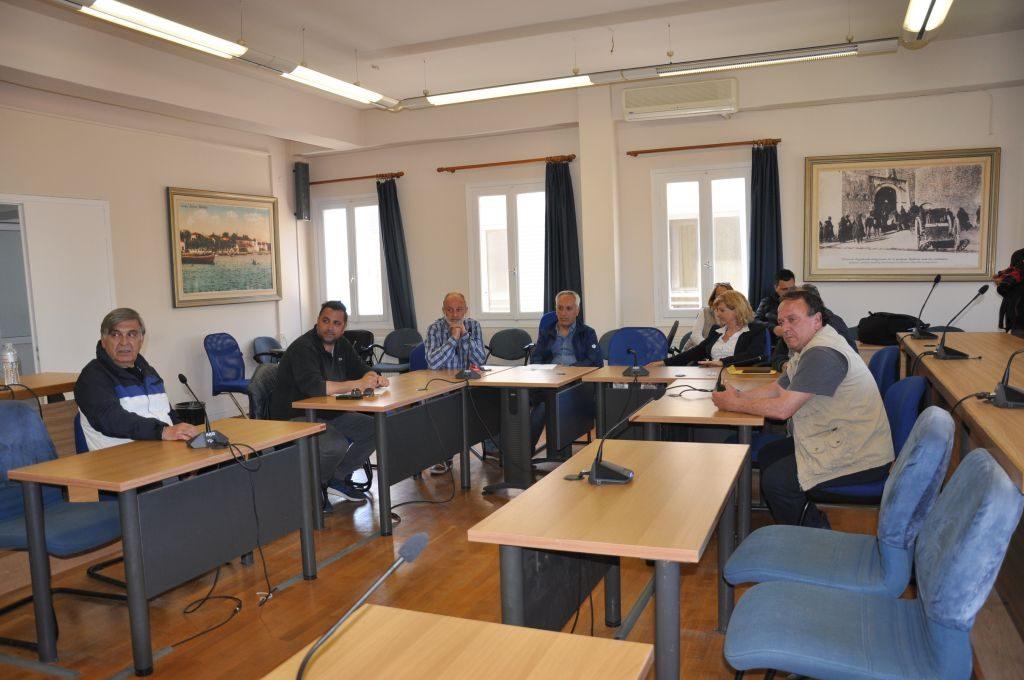 Πρέβεζα: Πρώτη συνεδρίαση της διακομματικής επιτροπής στο Δημαρχείο Πρέβεζας