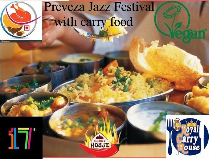 Πρέβεζα: Tο Royal Curry House στο 17ο Preveza Jazz Festival