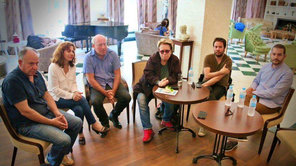 Πρέβεζα: Σήμερα η εμφάνιση της Δήμητρας Γαλάνη στην Πρέβεζα – «Η Μουσική είναι μία γλώσσα που μιλάει παντού!»