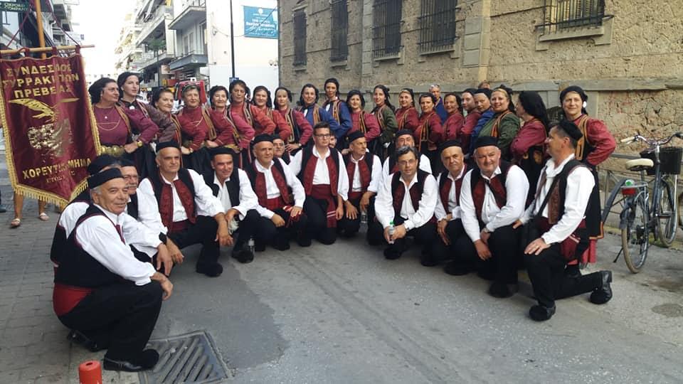 Πρέβεζας: Ο Σύνδεσμος Συρρακιωτών Πρέβεζας στο 35ο αντάμωμα βλάχων στα Τρίκαλα