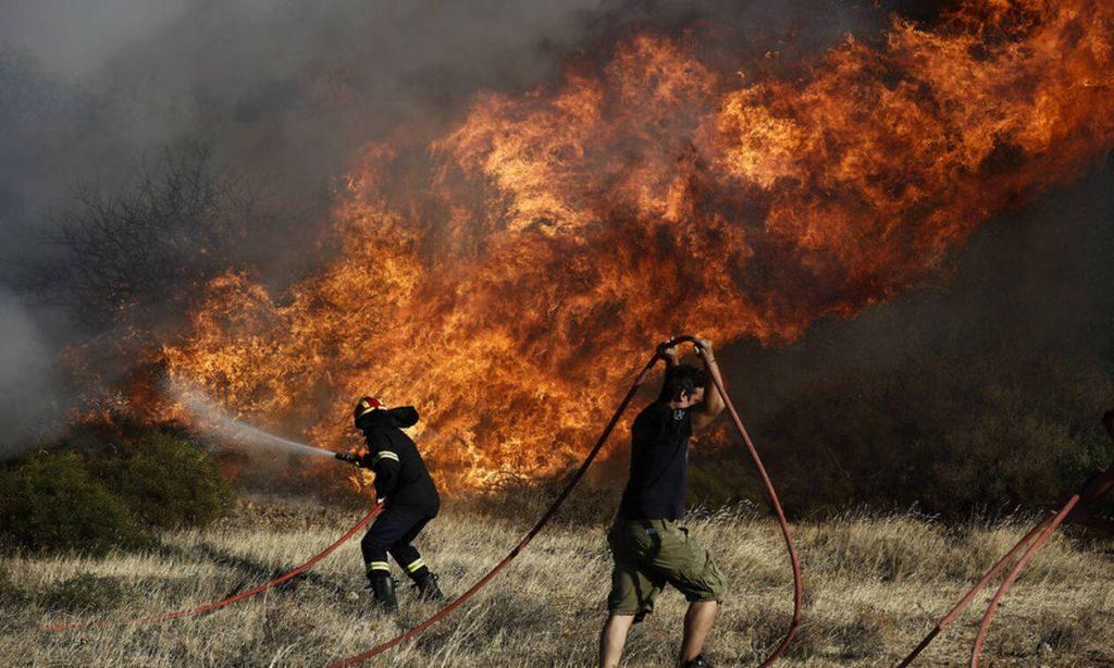 Ήπειρος: Απροστάτευτη η Ήπειρος στις Πυρκαγιές – Δοκιμάζουν τις αντοχές των Πυροσβεστών