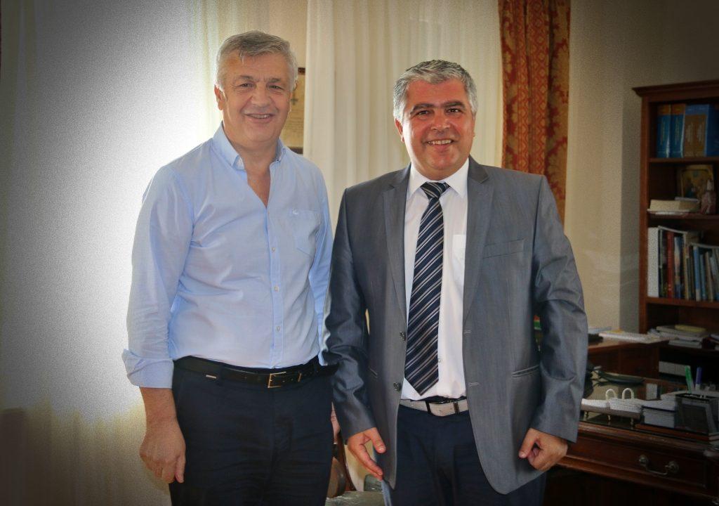 Πρέβεζα: Αλλαγή σκυτάλης στο Δήμο Πρέβεζας – Δήμαρχος και επίσημα ο Νίκος Γεωργάκος