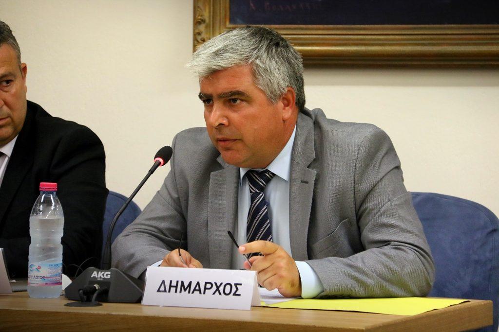 Μήνυμα καλής επιτυχίας του Δημάρχου Πρέβεζας Νικόλαου Γεωργάκου προς τους συμμετέχοντες στις Πανελλαδικές Εξετάσεις