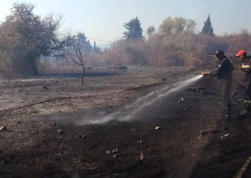Πρέβεζα: Άριστη η συνεργασία πυροσβεστικής, Λ.Ε.Κ και Δήμου Πρέβεζας