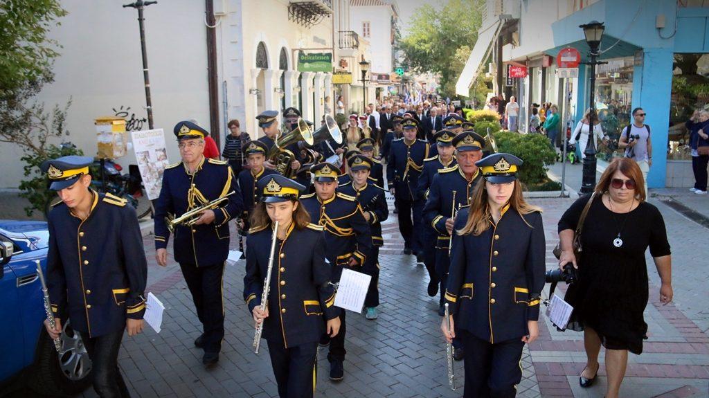 Πρέβεζα: Ημέρα μνήμης και χαράς για την Πρέβεζα – Κορυφώθηκαν σήμερα οι εκδηλώσεις για την 107η Επέτειο από την Απελευθέρωσή της.