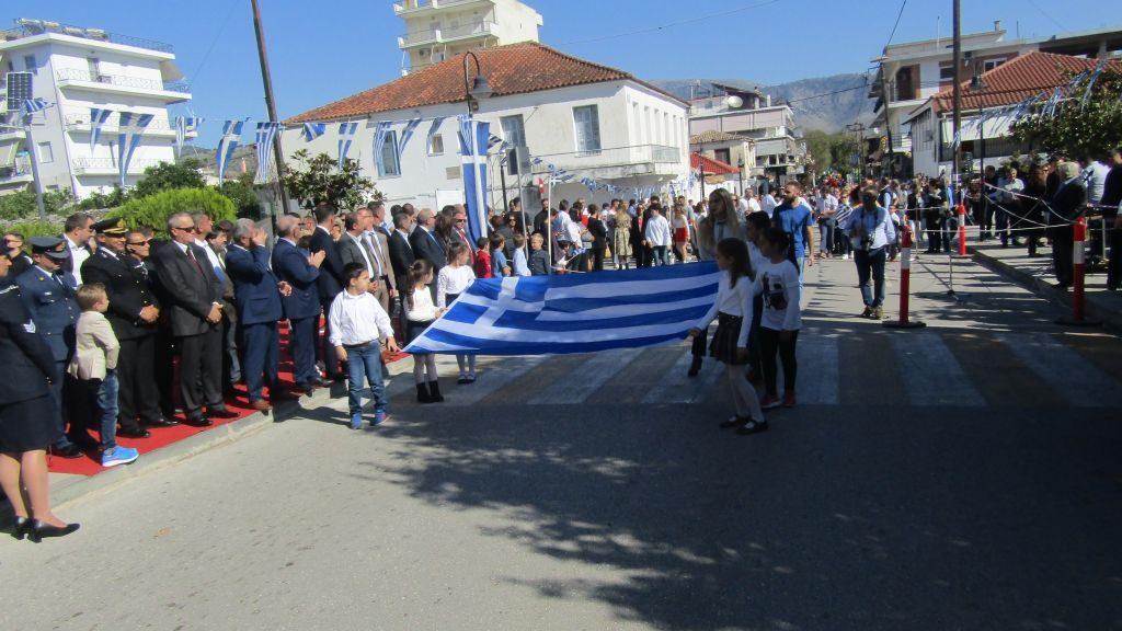 Το πρόγραμμα εορτασμού για την εθνική επέτειο της 28ης Οκτωβρίου στο Δήμο Ζήρου