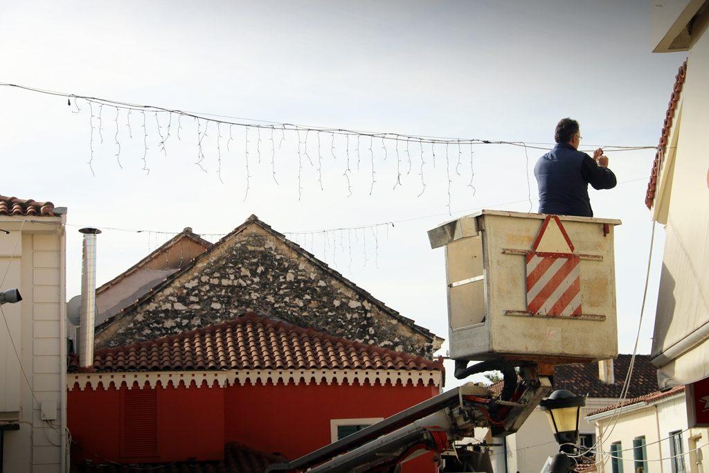 Πρέβεζα: Αλλάζει ο Χριστουγεννιάτικος φωτισμός στο ιστορικό κέντρο της Πρέβεζα