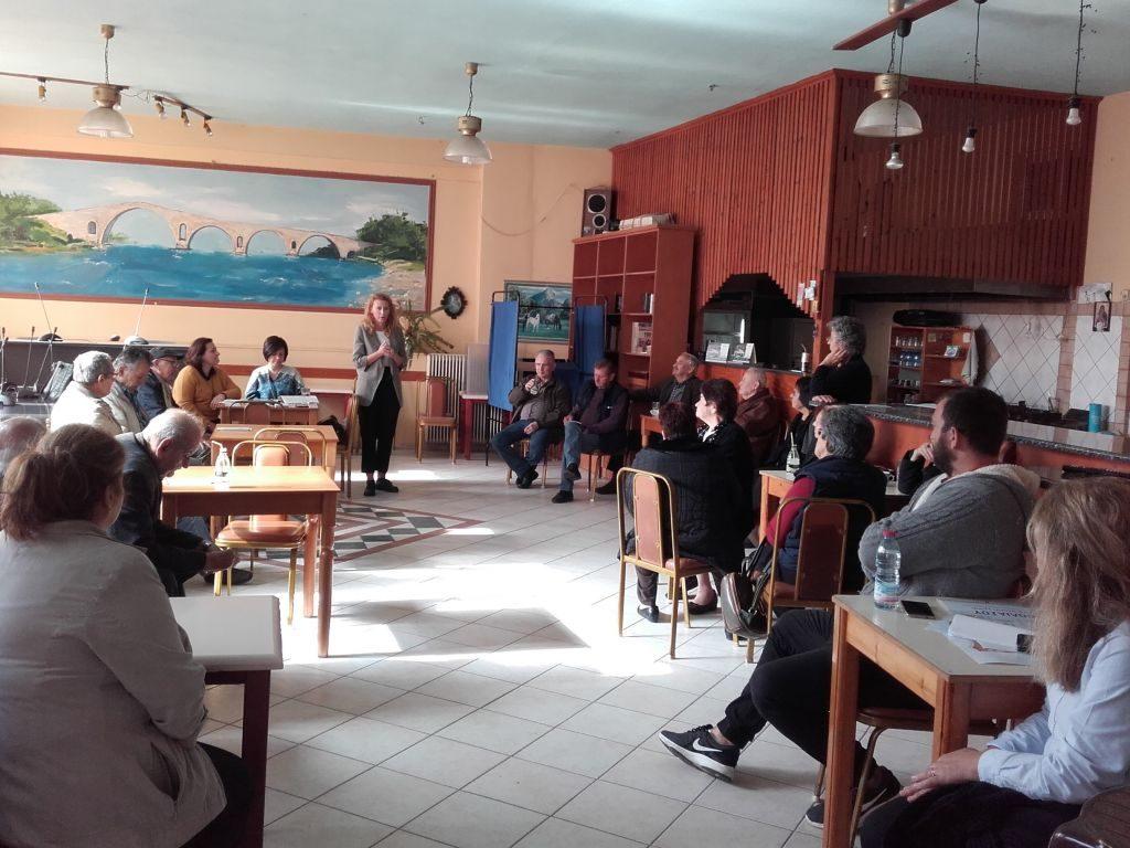 Άρτα: Ενημέρωση των πολιτών για τον ιό της γρίπης στο Δήμο Νικολάου Σκουφά